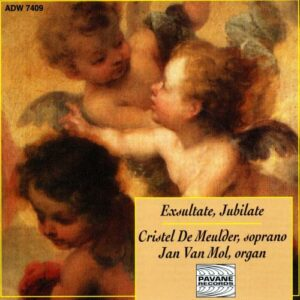 Famous sacred songs. De Meulder/Van Mol.