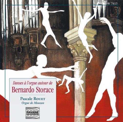 Storace, Bernardo : Dances à l'orgue. Rouet, P.