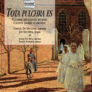 Flemish sacred songs. De Meulder/Van Mol.