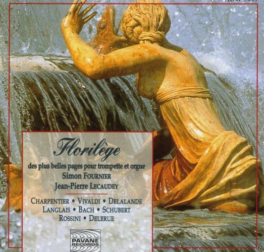 Florilège for trumpet & organ. Fournier/Lecaudey.