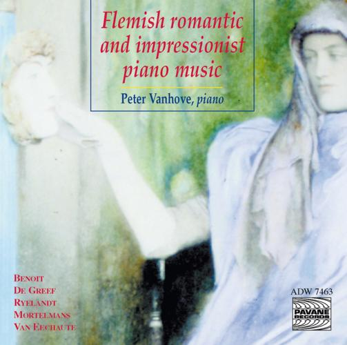 Flemish romantic and impressionist works. Vanhove, P.
