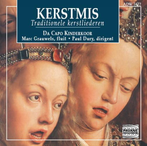 KERSTMIS : Traditionele kerstliederen. Da Capo Children Choir.