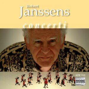 Janssens Robert : Concerti . Van Spaendonck/Orval/Siwy/.