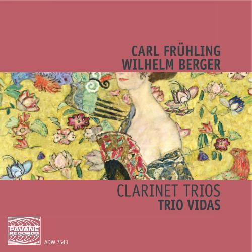 Frühling, Berger : Trios pour clarinette. Trio Vidas.