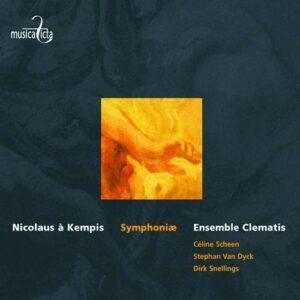Nicolaus à Kempis : Symphoniæ