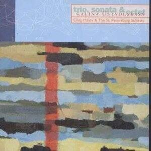 Galina Ustvolskaya : Trio, Sonata, & Octet