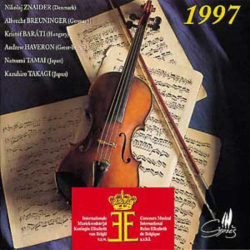 Violin 1997 - Queen Elisabeth Competition