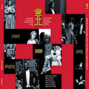Singing 2000 - Queen Elisabeth Competition