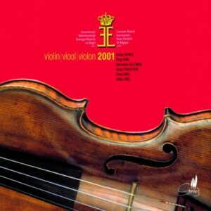 Violin 2001 - Queen Elisabeth Competition 50th Anniversary