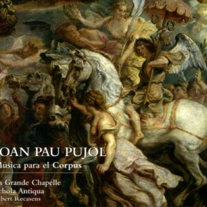 Pujol : Musica para el Corpus. Recasens.