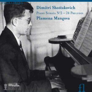 Chostakovitch/Mangova : 24 Préludes op. 34…