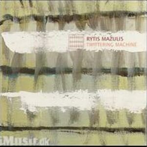 Rytis Mazulis : Twittering Machine