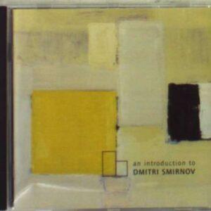 Smirnov : Trio No.1/Sonata/Elegy