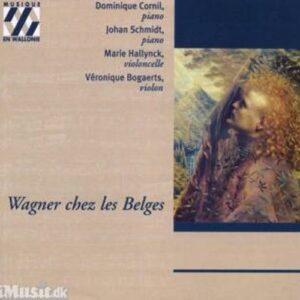 Wagner Chez Les Belges