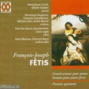 Fetis : Grand Sextet/Sonatas