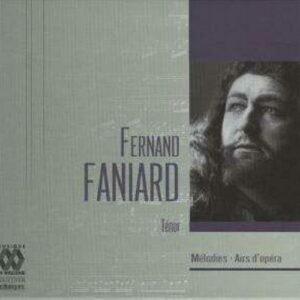 Fernand Faniard : Mélodies de Fauré, Duparc, Saint-Saëns.