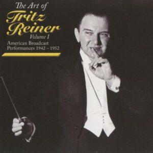 Fritz Reiner : American broadcast performances 1942-1952.