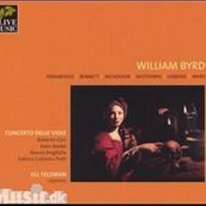 Consort Songs by William Byrd and His Contemporaries