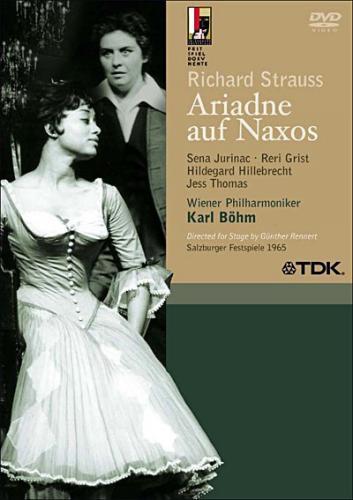 Strauss Richard : Ariane A Naxos