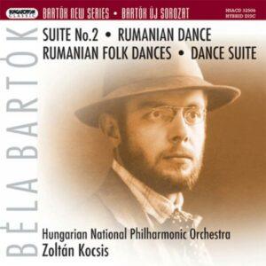 Bartok Edition, vol. 6. Kocsis.