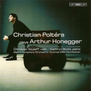 Honegger : Concerto pour violoncelle. Poltéra
