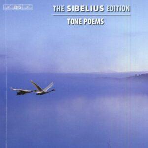 Sibelius : Les poèmes symphoniques. Vänskä, Järvi.