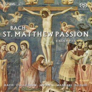 Bach : St. Matthew Passion