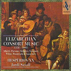 Elizabethan Consort Music 1558-1603