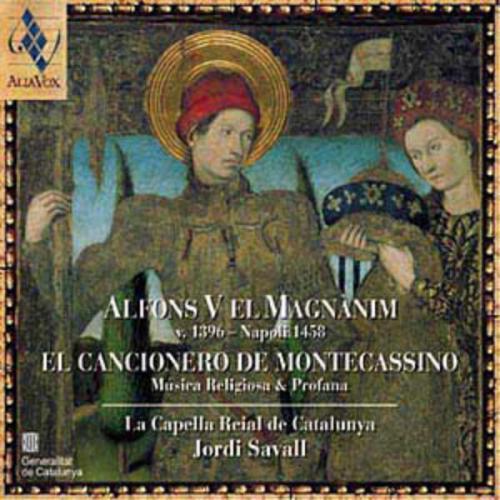 Alfonso V El Magnanim - El Cancionero de Montecassino