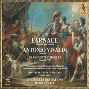 Vivaldi - Farnace