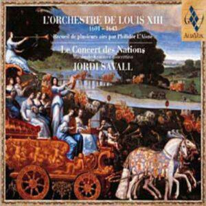 L'Orchestre de Louis XIII