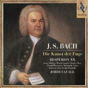 Bach : Die Kunst der Fuge