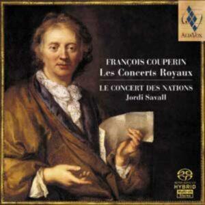 Francois Couperin : Les Concerts Royaux