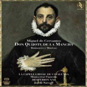 Miguel de Cervantes, Don Quijote de la Mancha : Romances y Músicas