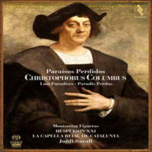 Christophorus Columbus : Paraísos Perdidos
