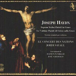 Haydn : Sept dernières paroles. Savall