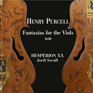 Purcell : Fantaisies pour violes. Savall.