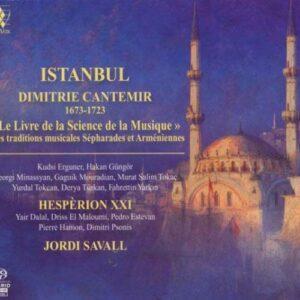 Istambul, le Livre de la Musique et les traditions musicales séfarades et arméniennes. Savall.