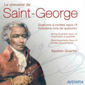 Boulogne : Six quatuors op. 14. Quatuor Apollon