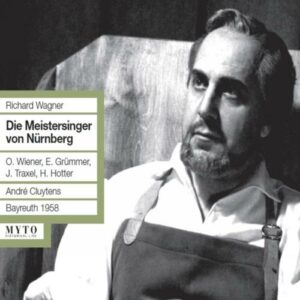 Wagner : Les Maîtres chanteurs de Nuremberg. Cluytens.