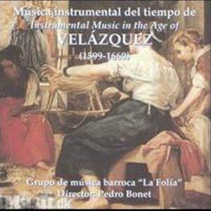 Música instrumental de tiempo de Velázquez