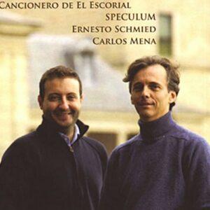 Cancionero De El Escorial : Mena, Schmied.