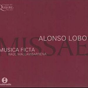 Lobo : Missae