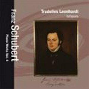 Schubert : Sonate D 850. Leonhardt.