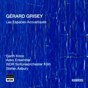 Grisey : Les Espaces acoustiques