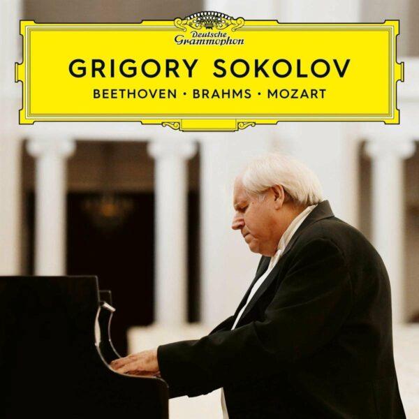 Beethoven / Brahms / Mozart (Live) - Grigory Sokolov
