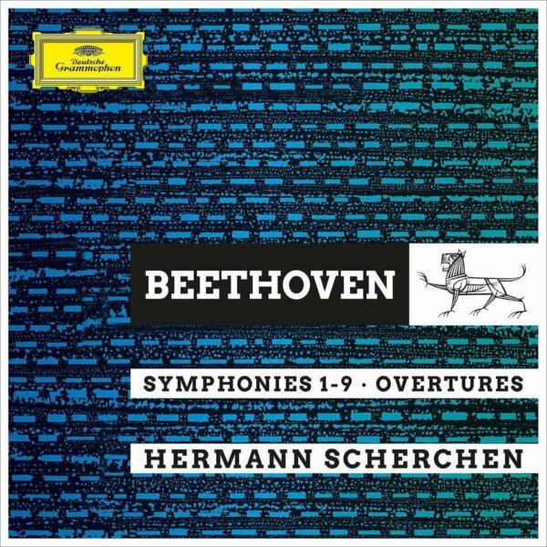 Beethoven: Symphonies 1-9, Overtures - Hermann Scherchen