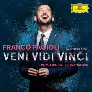 Leonardo Vinci: Veni, Vidi, Vinci - Franco Fagioli