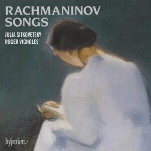 Rachmaninov: Songs - Julia Sitkovetsky