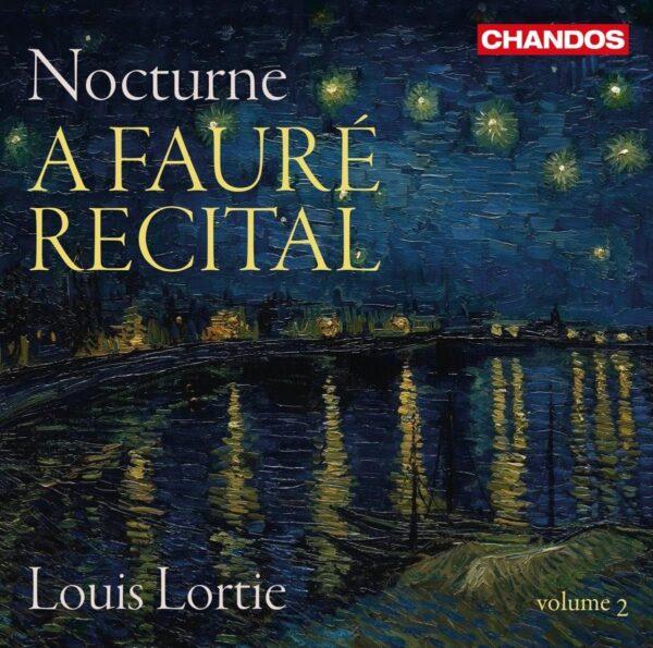 In Paradisum, A Fauré Recital - Louis Lortie